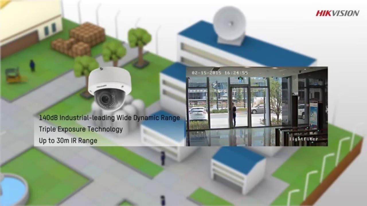 Giải pháp camera giám sát HIkvision