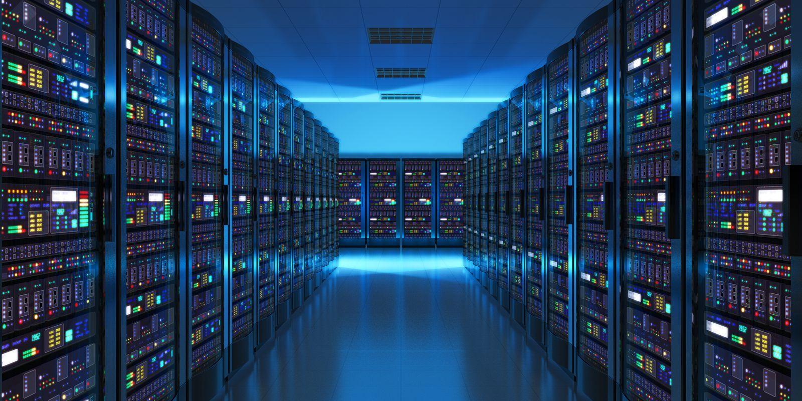 Server - Hệ Thống Lưu Trữ Bảo Mật