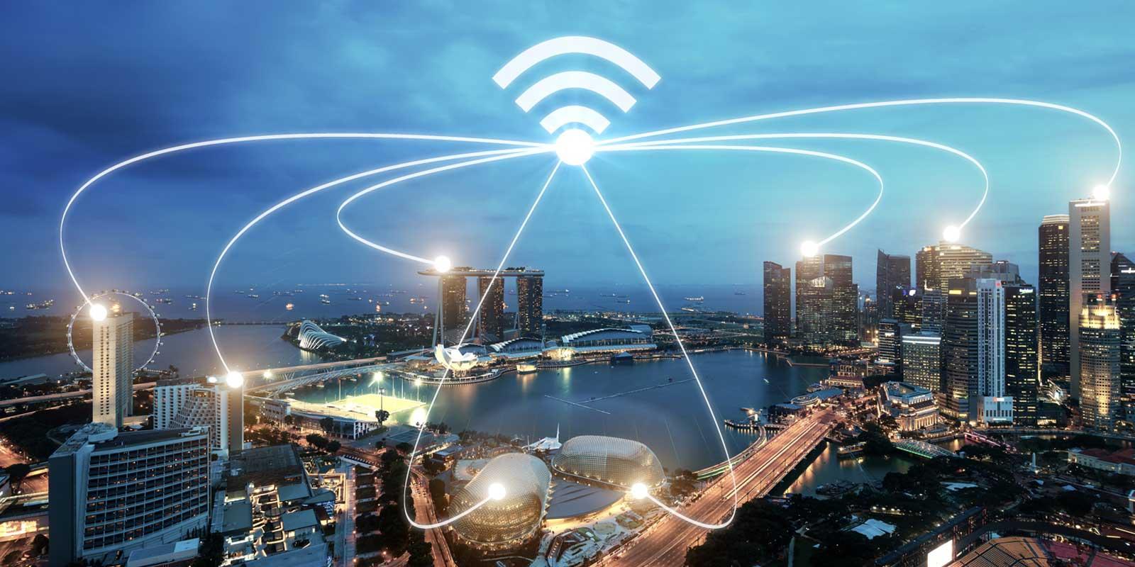 WiFi Diện Rộng - Kết nối Mọi Lúc Mọi Nơi