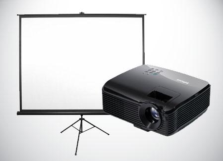 Cho Thuê Máy chiếu (Projectors)- Màn chiếu