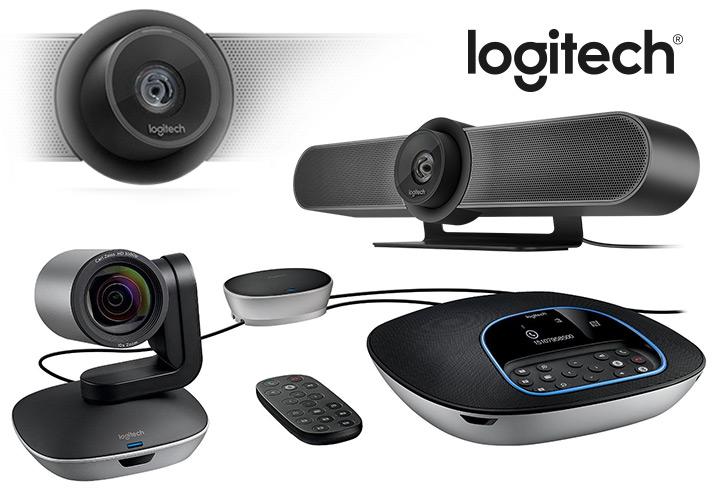 So sánh các camera Hội nghị truyền hình Logitech