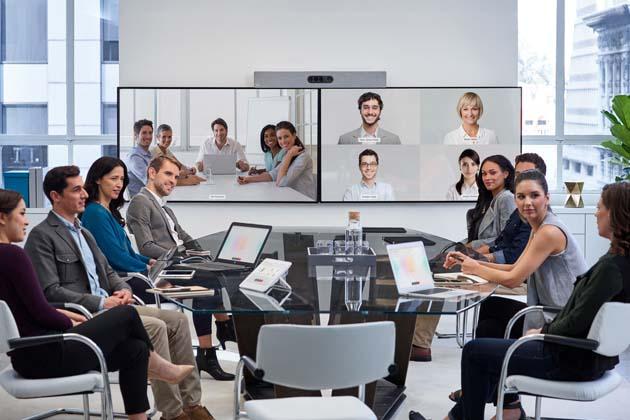 Cisco Webex cho phòng họp thông minh