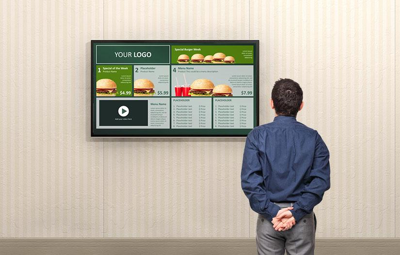 Tại sao nên lựa chọn Màn Hình Kỹ thuật số để Quảng cáo và Truyền thông ?