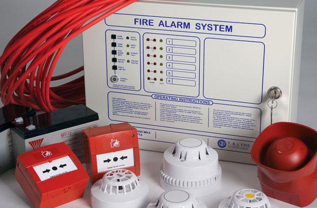 Giải pháp hệ thống báo cháy tự động