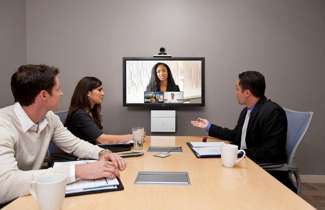 Giải pháp hội nghị truyền hình cho SMB