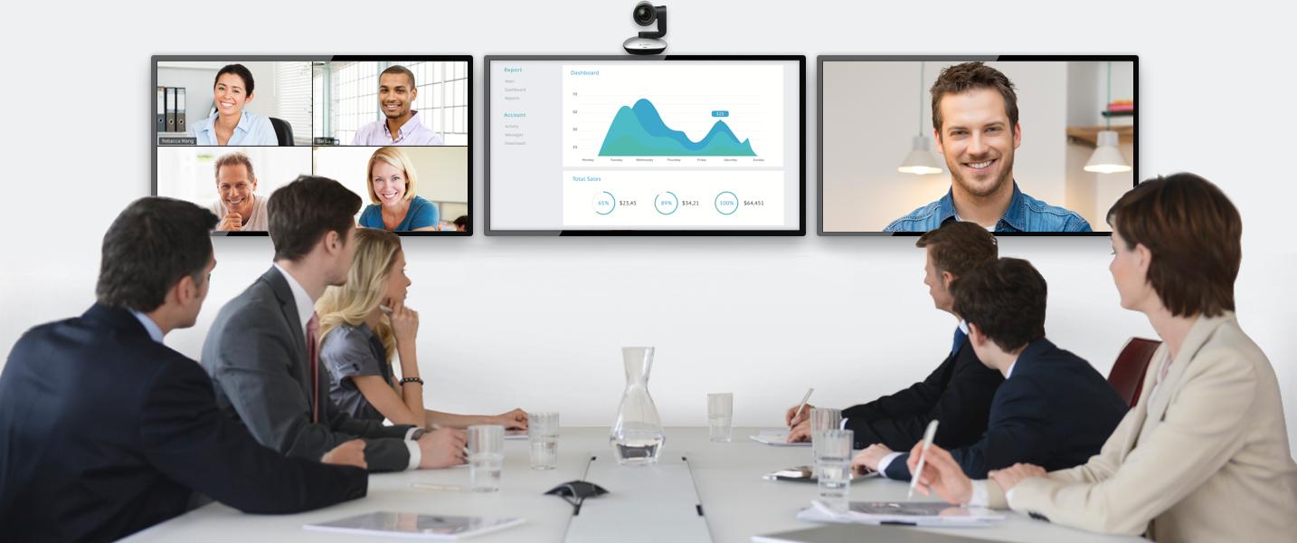 Giải pháp Hội nghị truyền hình Zoom Meeting