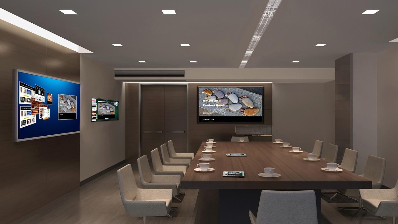 Giải pháp Phòng họp thông minh
