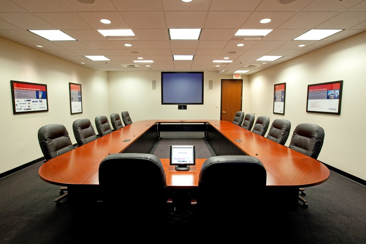 Giải pháp Phòng họp (Meeting / Collaboration rooms)