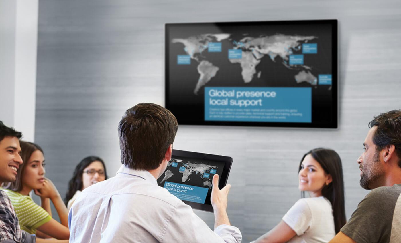 Thiết bị trình chiếu không dây nào tốt nhất cho công ty của bạn ?