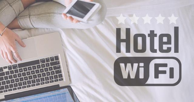 Giải pháp WiFi cho khách sạn
